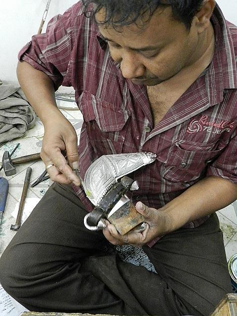 restoring a khanjar