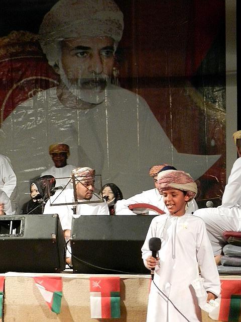 Speech of Said Ghazi Al Hadery, 8 years