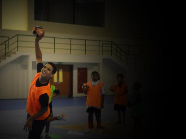 photo courtesy of A'Saada Sports Complex