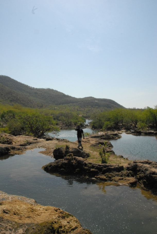 a fairy tale of water, Wadi Dirbat