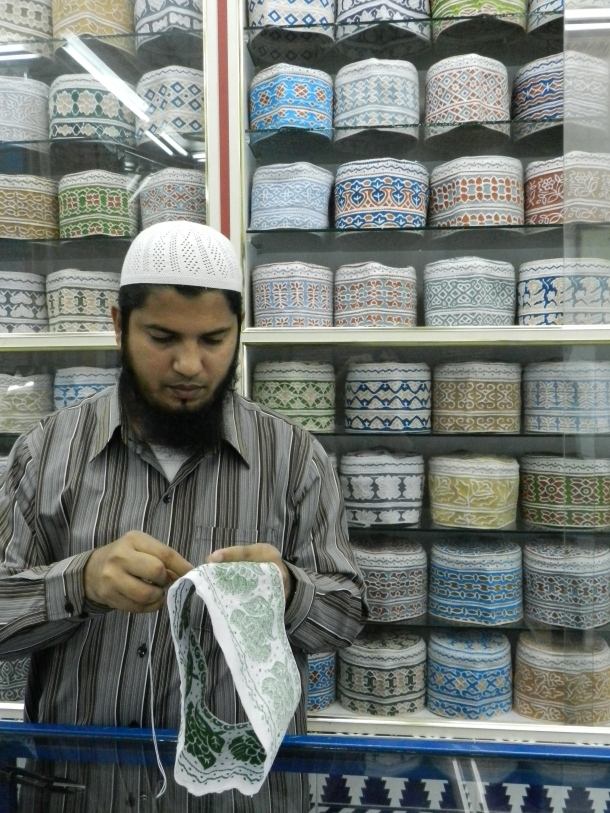 choice of 1000 kuma's, Mutrah Suq Muscat