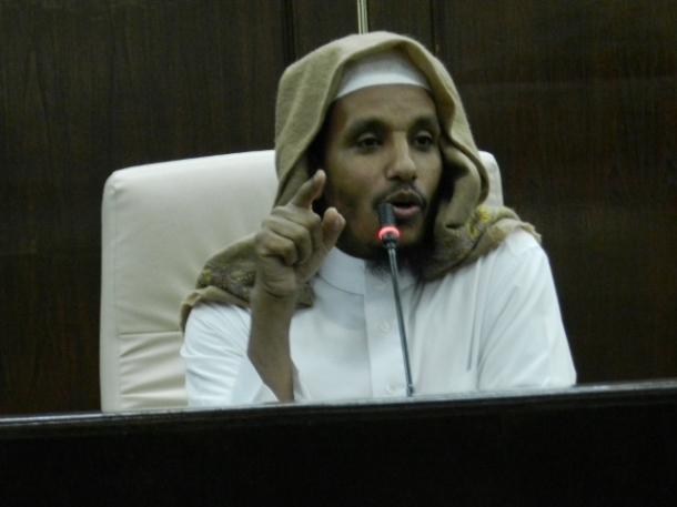 Mostafa Ahmed, Iman Al Burami Mosque