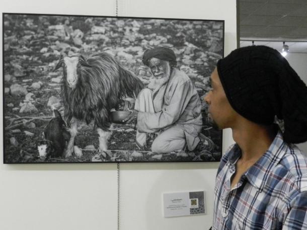Second Prize, Badawi life Said Mohammed Abdullah Al Shanfari
