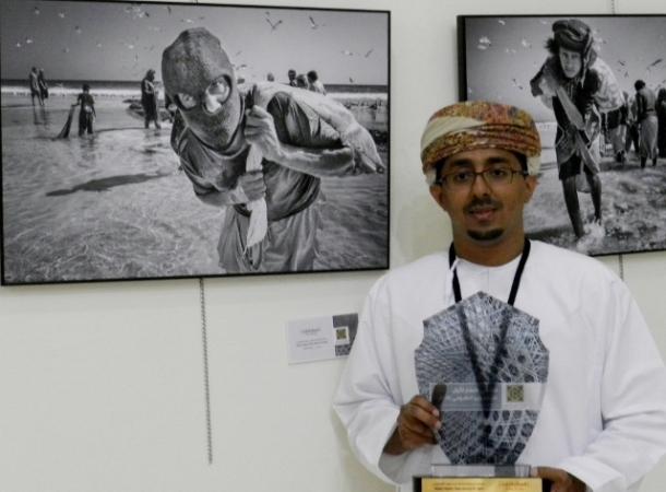 Third Prize, Fisherman Abdul Hakim Said Abood Al Ojaili
