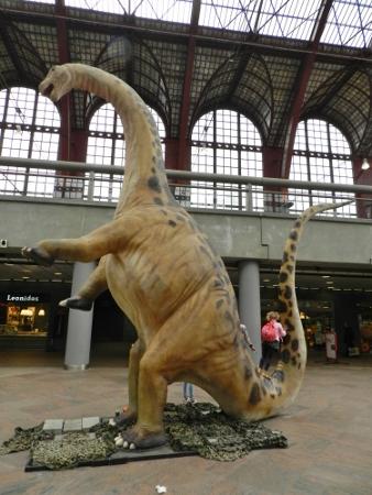 Expo Dino Adventure, Antwerp, Belgium